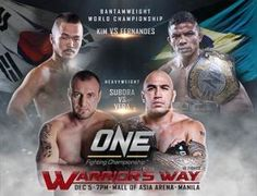 ONE FC: FILIPINO FAN FAVORITE EDUARD FOLAYANG RETURNS TO ACTION TO TAKE ON RUSSIA'S TIMOFEY NASTYUKHIN BOXING CHAMPION ANA JULATON FACES EGYPT'S WALAA ABBAS RENE CATALAN MEETS DEJDAMRONG SOR AMNUAYSIRICHOKE JUJEATH NAGAOWA BATTLES THAROTH SAM TICKETS AVAILABLE NOW AT SM TICKETS (WWW.SMTICKETS.COM) 13 November 2014– Manila: Asia's largest mixed martial arts organization with a 90% market share, ONE Fighting Championship™ (ONE FC), has added three bouts to the latest blockbuster event, ONE…