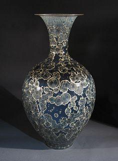 crystalline glaze. Billboyceramics.com