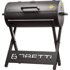 Fuori Collectie alleen in de winkel verkrijgbaar - Boretti Barilo houtskoolbarbecue