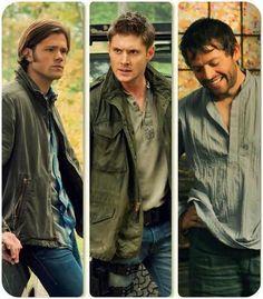 #Supernatural - Season 5 Episode 4