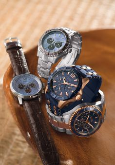 Guess Mens Watches. Help him keep track of his leisurely schedule with a unique timepiece. Gifts for Him. Father's Day Gift Ideas