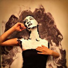 MILK what will you make of me - Alexa Meade  Sheila Vand