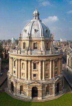 University of Oxford, England, UK