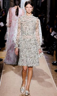 Valentino Haute Couture Fall Winter 2011/2012