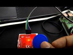 (1) Raspberry Pi b+ Capture camera with NFC RFID - YouTube