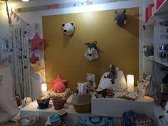 Mandorla Palace décoration bébé Happy Confettis