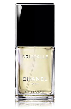 Cristalle Eau de Parfum by Chanel is a Chypre Floral fragrance for women. Cristalle Eau de Parfum was launched in The nose behind this fragrance i. Chanel Cristalle, Perfume Chanel, Parfum Spray, Smell Good, Beauty Makeup, Beauty Care, At Least, Perfume Bottles, Pure Products