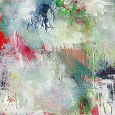 Original Small Abstract Painting by Jennifer Daily