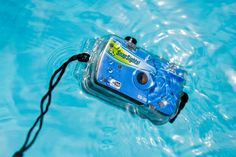 Underwater Digi Cam - digital camera that takes pics & video underwater - fun for the kids to play with in the summer $35