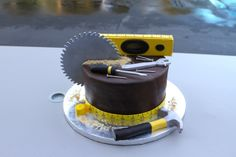 I love the saw and tools