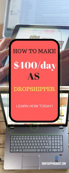 how to make money #dropshipping on aliexpress . Start your dropshipping business in no time