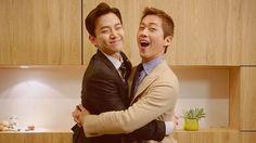 "2PM's Junho Sends Coffee Truck To ""Chief Kim"" Bromance Partner Namgoong Min | Soompi"