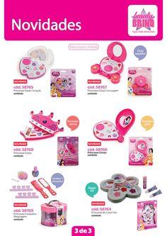 A #BeautyBrinq chega na #Reval para deixar as #meninas (e suas vendas) ainda mais bonitas. #maquiagem #infantil http://www.reval.net/produto/busca-produto/beauty-brinq