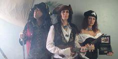 National Talk Like A Pirate Day is September 19th. Be prepared! #pirate #talklikeapirate #youtube #indiefilm #treasure #gems #notyouraveragedayatwork