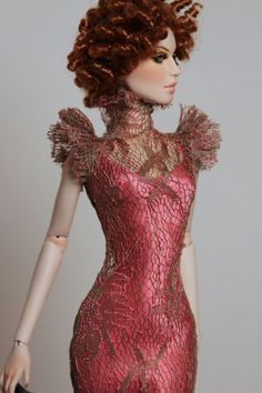 Webbed- an Exclusive Limited Edition gown by MRC