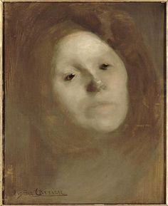 Portrait - Painting - Mrs Carriere
