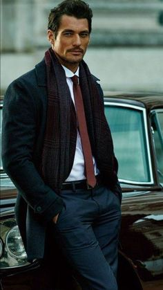 Take A Look At The Clothing Styles Of People With Impressive Wealth! David Gandy Style, David James Gandy, David Beckham, Male Model Names, Male Models, Style Masculin, Gentlemans Club, Classy Men, Muscular Men