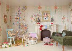 inspire co.: tiny christmas room