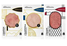 This Take on Cold Cut Packaging is Fresh and Modern