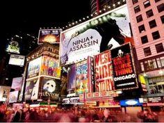一度は見てみたい、本場のミュージカル、ブーロードウェイ。マンハッタン観光のおすすめ