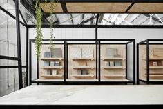 Artedomus Showroom by Studio You Me | Yellowtrace