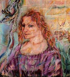 Alma Mahler - Oskar Kokoschka