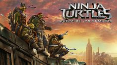 Teenage Mutant Ninja Turtles Out of the Shadows เต่านินจา จากเงาสู่ฮีโร่ Teenage Mutant Ninja Turtles, Ninja Turtles 2, Stephen Amell, Casey Jones, Tyler Perry, Brian Tee, Tmnt, Tortugas Ninja Leonardo, Earth To Echo