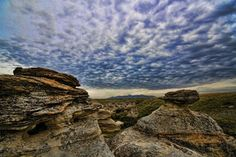 Southern Alberta is home to Writing-On-Stone Provincial Park, which provides spiritual inspiration for some people who visit the sandstone hoodoo. Parks And Recreation, Outdoor Recreation, Travel News, Spiritual Inspiration, Canada Travel, Mother Nature, Natural Beauty, Photo And Video