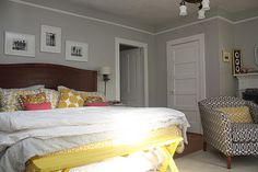 MY Old Country House: Grey and Yellow - Yellow and Gray - SAVE THE DAY!!!!