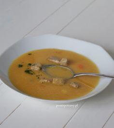 Proste Potrawy: Zupa chrzanowa