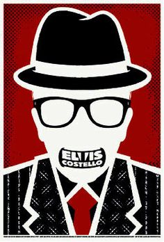 "Elvis Costello - ""Every Day I Write The Book"", ""Allison"""