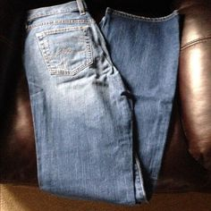 Lucky brand Sweet & Low 29 Long Like new! Worn once, and not by me. Bought off another posher and didn't know they were LONG. I am not! So my loss is your gain! Lucky Brand Jeans