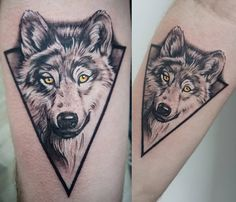 "160 Likes, 2 Comments - Neill Hargreaves (@spectre_tattoos) on Instagram: ""#Wolftattoo on #innerforearm #wolf #tattoos #Tattooartist #tattoostudio #wildlifetattoo #wildlife…"""