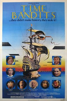 Time bandits (1981) - Terry Gilliam