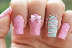 Deko Uñas by Diana Diaz Shellac Designs, Nail Designs, Nail Deco, No Chip Nails, Ring Finger Nails, Heart Nail Art, Simple Nail Art Designs, Luxury Nails, Marble Nails