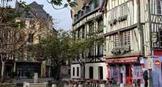 Rouen History A Preserved City with a Foot in the Past  : The Good Life France
