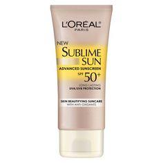 Sublime Sun Advanced Sunscreen SPF 50.