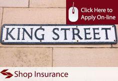 Manchester shop insurance