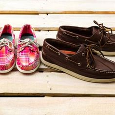 Sperry style.