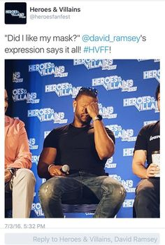 David #Arrow #Season5 #HVFF