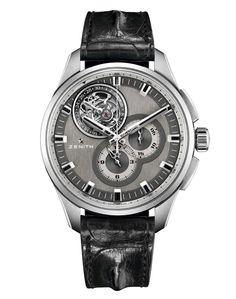 Zenith - El Primero Tourbillon   Time and Watches