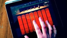 With real-world instruments, true-to-life sounds, and tons of easy-to-use tools, GarageBand is the best app for music creation on a touch screen.
