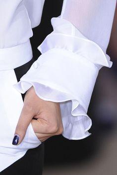 Love these feminine cuffs!