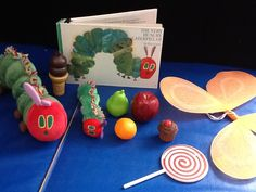 Fun and creative ideas for storybox activities for young children with significant multiple disabilities and visual impairments