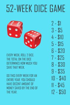 52 week money saving game , 52 week challenge, money saving game