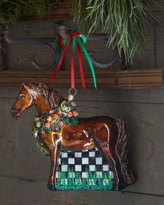 www.horsealot.com, the equestrian social network for riders & horse lovers | Equestrian Lifestyle : Christmas spirit.