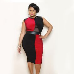 367c30b65e4c7 Plus Size Fashion Find of the Day u2026 The  u201cPerfect Bodycon u201d  Dress