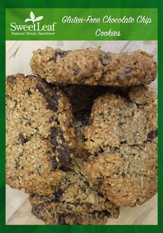 These cookies are gluten-free AND delicious!