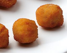 Deliciosas croquetas cocket. Pruébalo en www.ameztoi.com