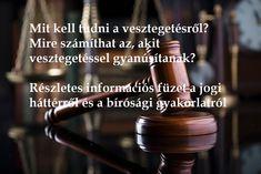 Vesztegetéssel gyanúsítják? Tudjon meg mindent a büntetőjogi szabályozásról. Információs füzet gyakorlati példákkal. Roska Ügyvédi Iroda